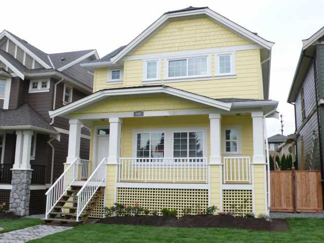 "Main Photo: 132 OVENS Avenue in New Westminster: GlenBrooke North House for sale in ""Upper Glenbrooke"" : MLS®# V818265"