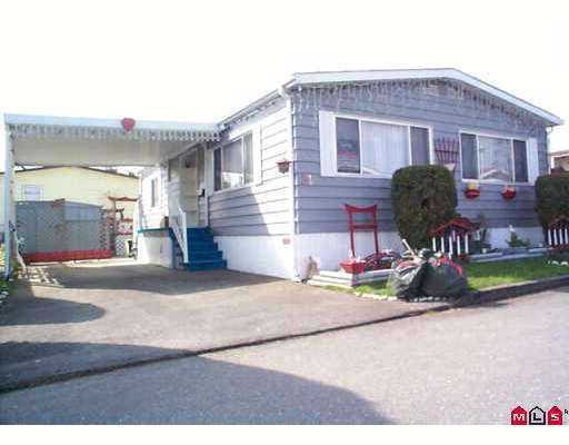 "Main Photo: 51 8254 134 ST in Surrey: Fleetwood Tynehead Manufactured Home for sale in ""Westwood Estates"" : MLS®# F2617333"