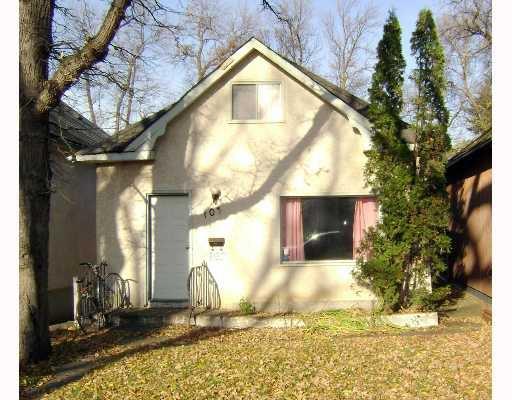 Main Photo: 103 HARBISON Avenue West in WINNIPEG: East Kildonan Residential for sale (North East Winnipeg)  : MLS®# 2820537