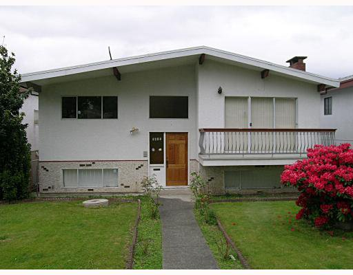 Main Photo: 2615 E 25TH Avenue in Vancouver: Renfrew Heights House for sale (Vancouver East)  : MLS®# V766482