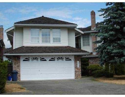Main Photo: 10340 ATHABASCA Drive in Richmond: McNair House for sale : MLS®# V772101