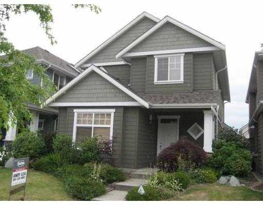 Main Photo: 12519 WESCOTT Street in Richmond: Steveston South House for sale : MLS®# V772698