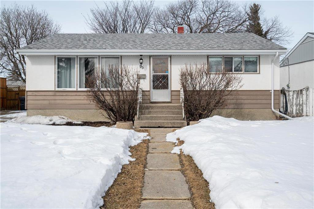 Main Photo: 95 Fontaine Crescent in Winnipeg: Windsor Park Residential for sale (2G)  : MLS®# 202006540
