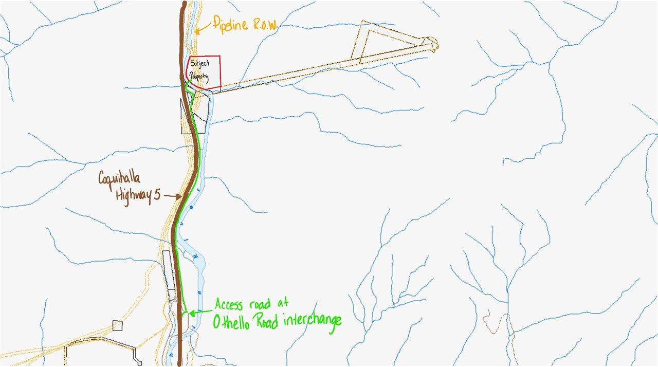 Main Photo: LS 14 COQUIHALLA Highway in Hope: Hope Kawkawa Lake Land for sale : MLS®# R2448087