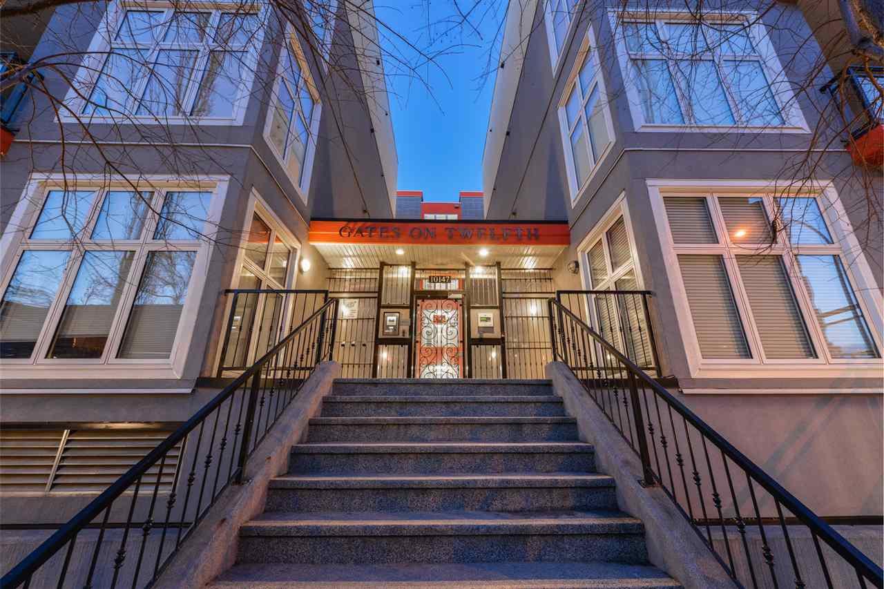 Main Photo: 508 10147 112 Street in Edmonton: Zone 12 Condo for sale : MLS®# E4192663