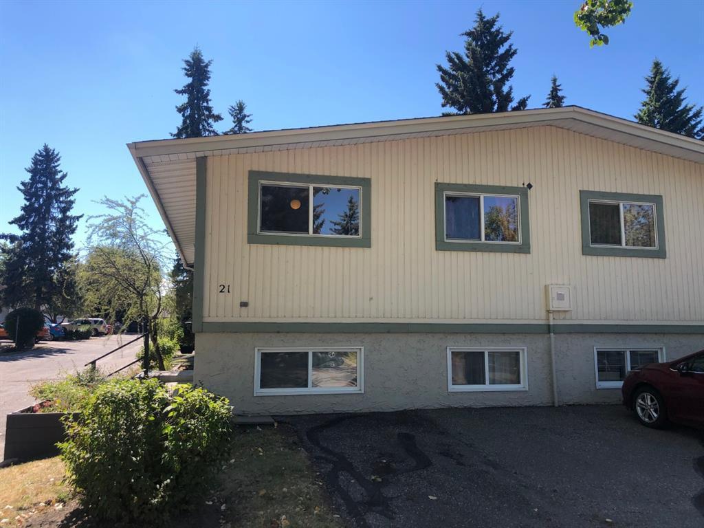 Main Photo: 21 1919 69 Avenue SE in Calgary: Ogden Semi Detached for sale : MLS®# A1026926
