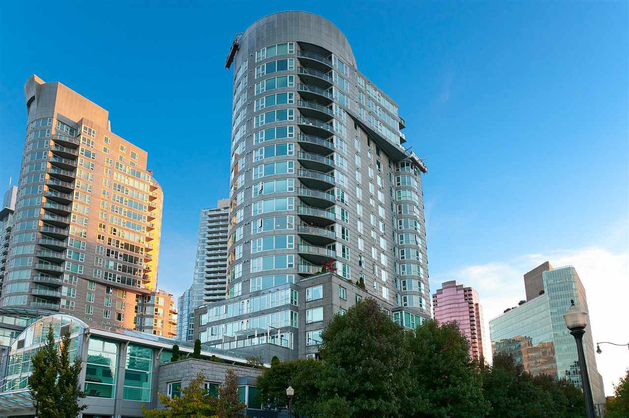 """Main Photo: 503 560 CARDERO Street in Vancouver: Coal Harbour Condo for sale in """"The Avila"""" (Vancouver West)  : MLS®# R2509630"""