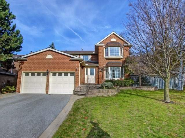 Main Photo: 12 Meyer Circ in Markham: Freehold for sale : MLS®# N3658200