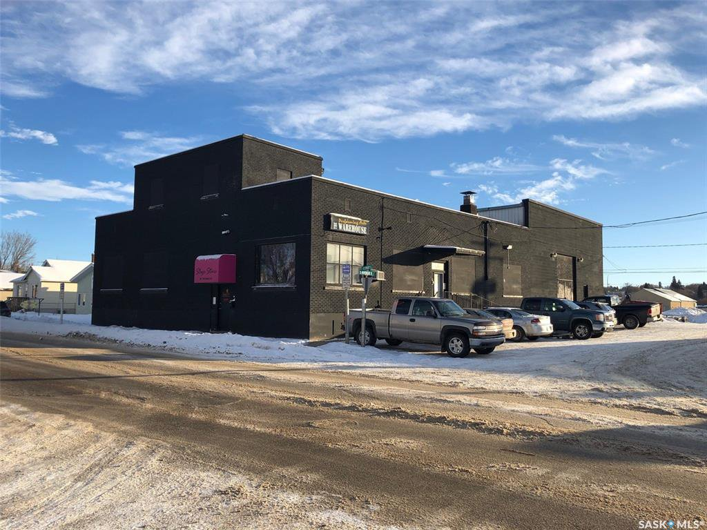 Main Photo: 301/311 13th Street East in Prince Albert: Midtown Commercial for sale : MLS®# SK834724