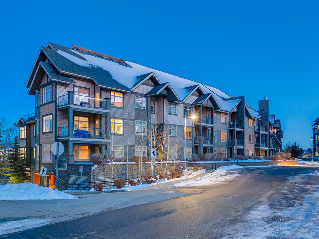 Main Photo: 423 35 ASPENMONT Heights SW in Calgary: Aspen Woods Apartment for sale : MLS®# A1057146