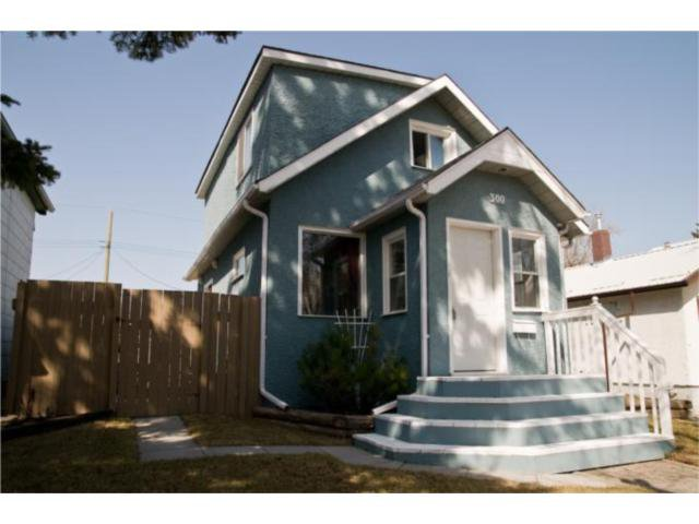 Main Photo: 300 Albany Street in WINNIPEG: St James Residential for sale (West Winnipeg)  : MLS®# 1006815