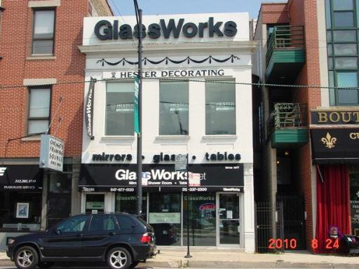 Main Photo: 1647 Clybourn Avenue Unit 1 in CHICAGO: Lincoln Park Retail / Stores for rent (Chicago North)  : MLS®# 07621868