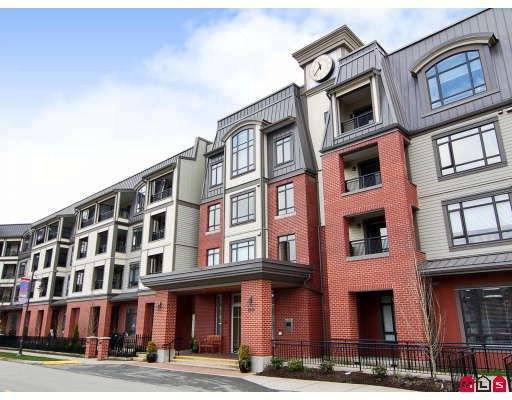 "Main Photo: 415 8880 202ND Street in Langley: Walnut Grove Condo for sale in ""THE RESIDENCES AT VILLAGE SQUARE"" : MLS®# F2904901"