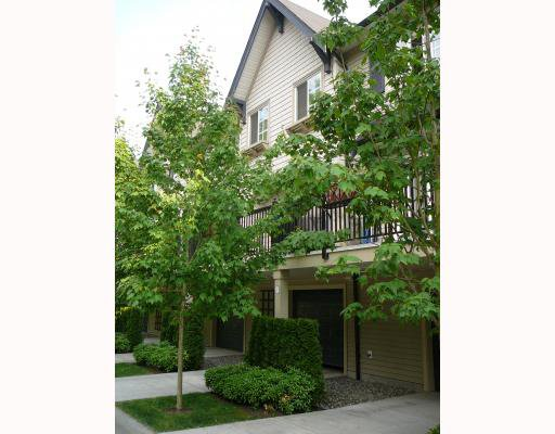 """Main Photo: 7 550 BROWNING Place in North_Vancouver: Seymour Townhouse for sale in """"TANAGER"""" (North Vancouver)  : MLS®# V771443"""