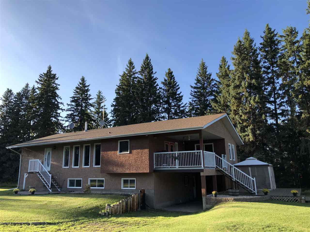 Main Photo: 232038 TWP RD 470: Rural Wetaskiwin County House for sale : MLS®# E4173795