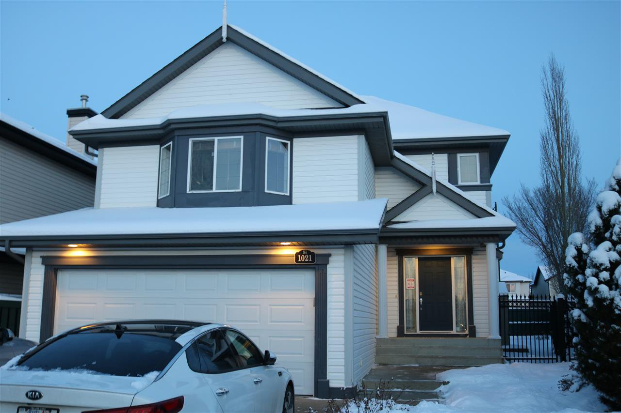 Main Photo: 1021 RUTHERFORD Place in Edmonton: Zone 55 House for sale : MLS®# E4179701