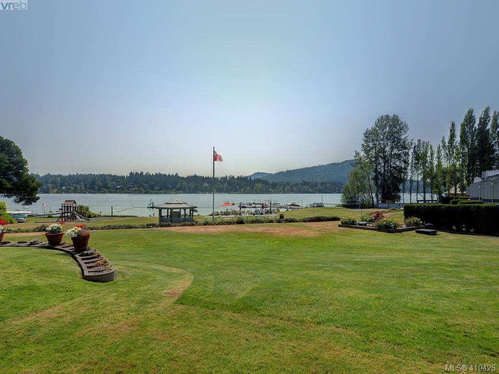 Main Photo: 14 2046 Widows Walk in SHAWNIGAN LAKE: ML Shawnigan Lake Condo Apartment for sale (Malahat & Area)  : MLS®# 419425