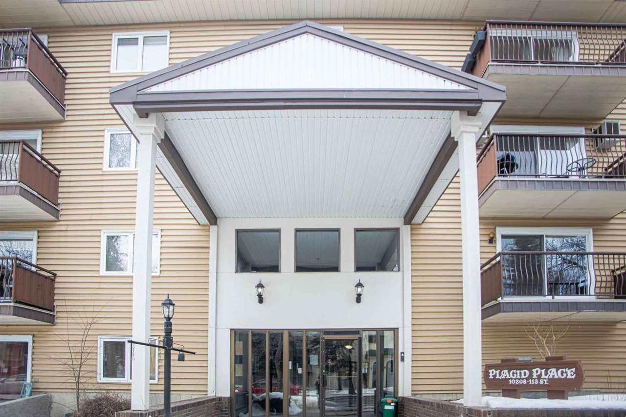 Main Photo: 42 10208 113 Street in Edmonton: Zone 12 Condo for sale : MLS®# E4192343