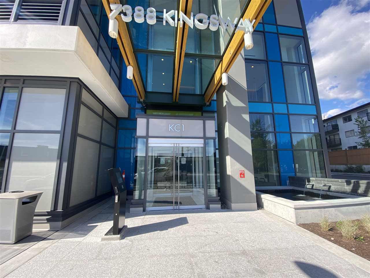 """Main Photo: 2407 7388 KINGSWAY in Burnaby: Edmonds BE Condo for sale in """"Kings Crossing 1"""" (Burnaby East)  : MLS®# R2456723"""