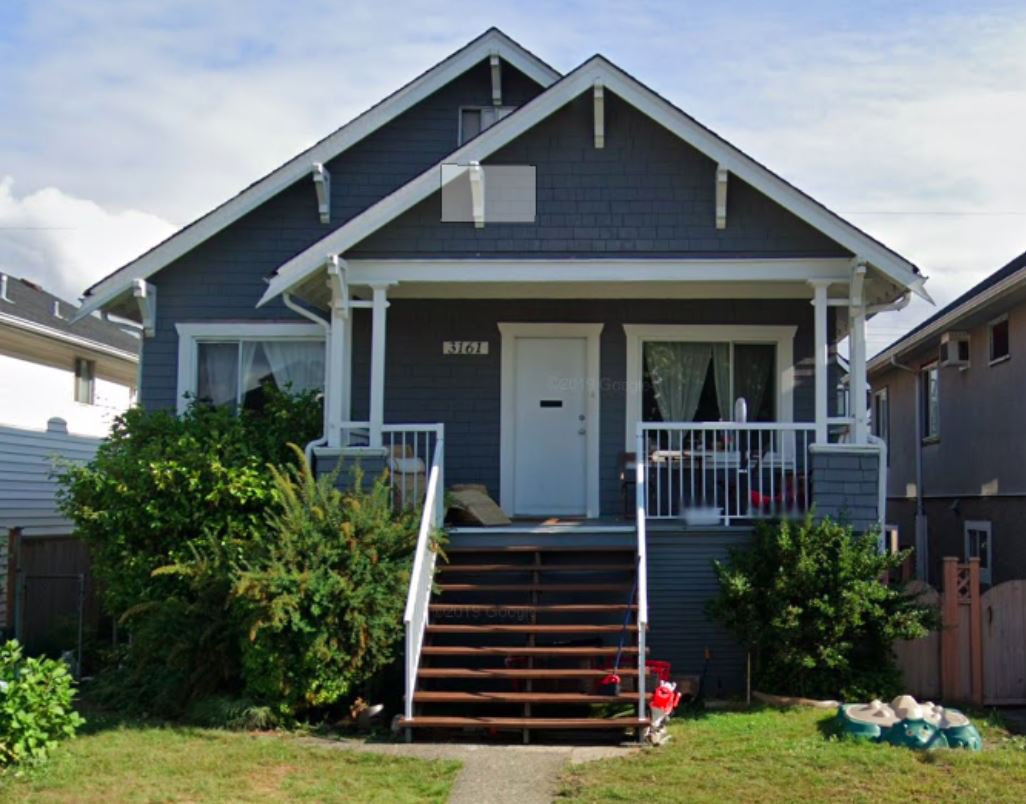 Main Photo: 3161 E GEORGIA Street in Vancouver: Renfrew VE House for sale (Vancouver East)  : MLS®# R2461460