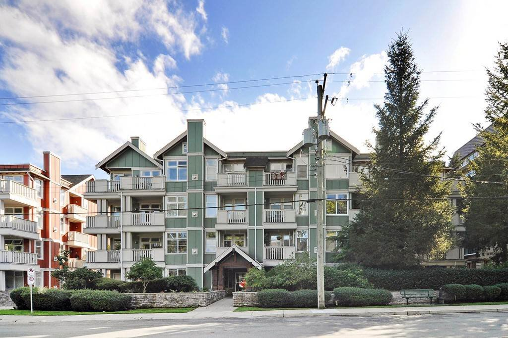 "Main Photo: 310 15350 16A Avenue in Surrey: King George Corridor Condo for sale in ""Ocean Bay Villas"" (South Surrey White Rock)  : MLS®# R2500859"