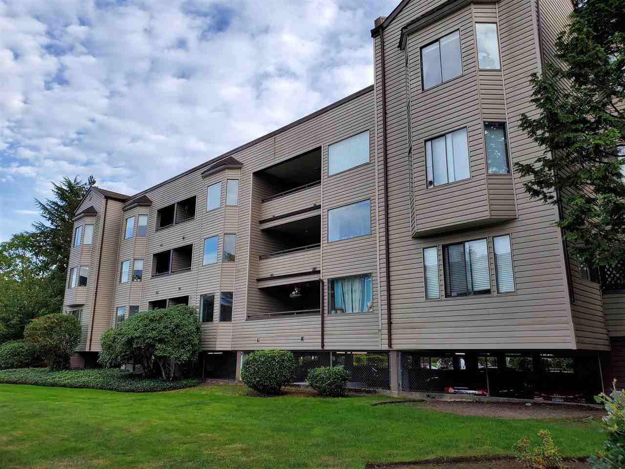 """Main Photo: 208 5294 204 Street in Langley: Langley City Condo for sale in """"Waters Edge"""" : MLS®# R2502382"""