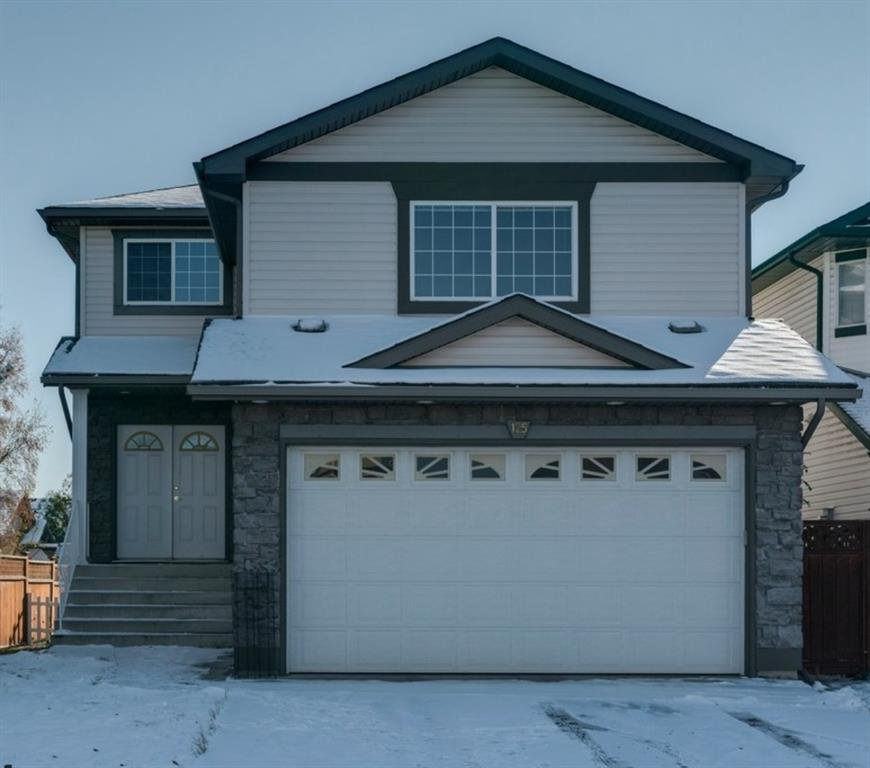 Main Photo: 125 Coventry Crescent NE in Calgary: Coventry Hills Detached for sale : MLS®# A1042180