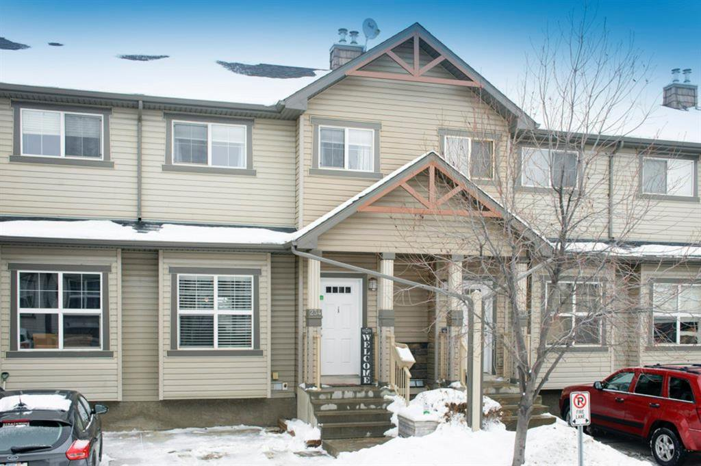 Main Photo: 234 Ranch Ridge Meadow: Strathmore Row/Townhouse for sale : MLS®# A1048177
