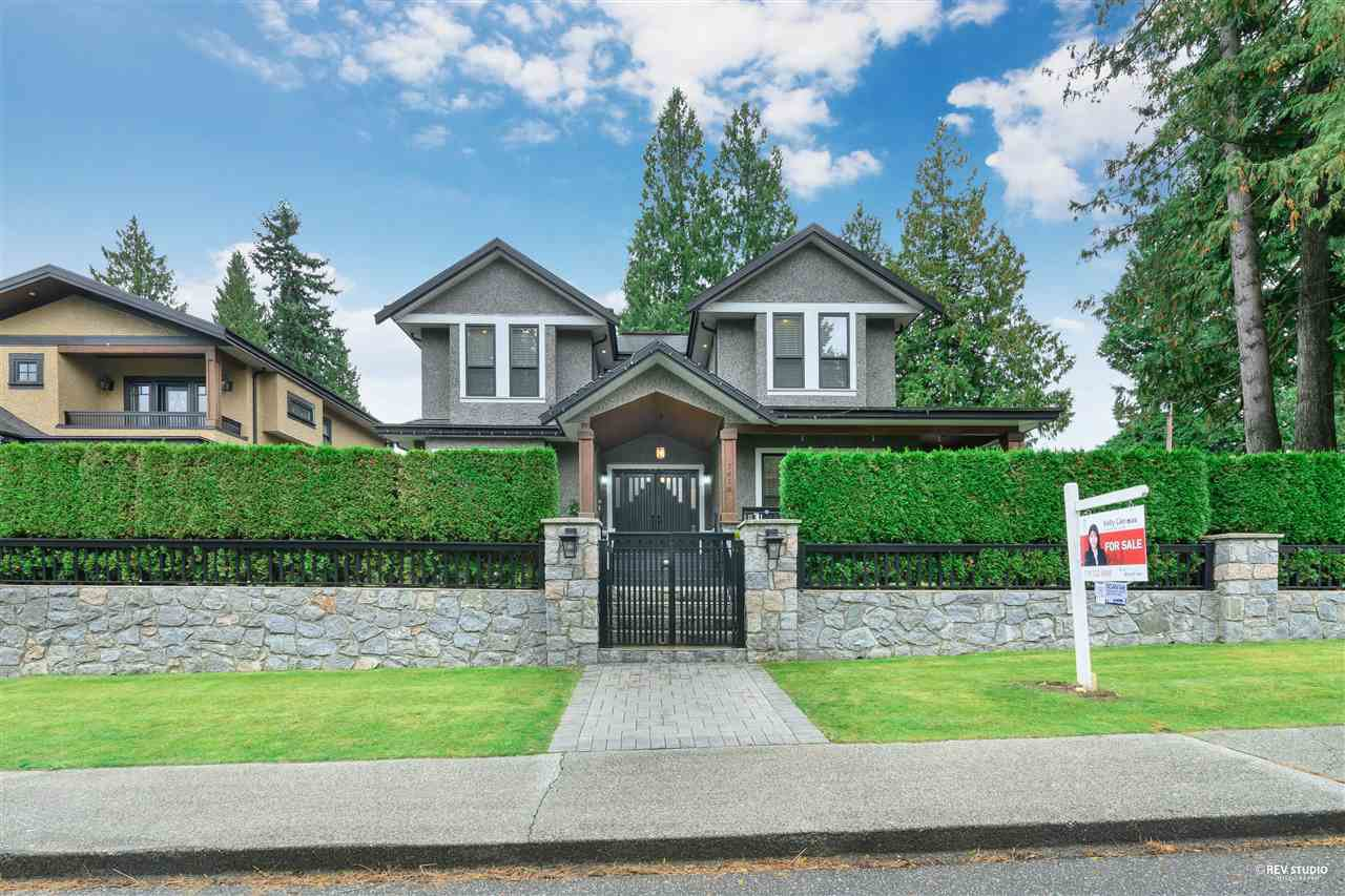 Main Photo: 7418 STANLEY STREET in Burnaby: Buckingham Heights House for sale (Burnaby South)  : MLS®# R2514482