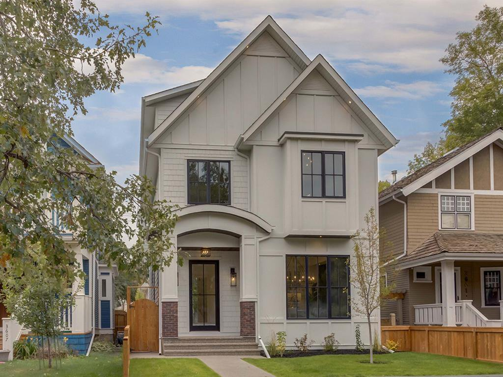 Timeless curb appeal fits perfectly into the established community of Elbow Park.