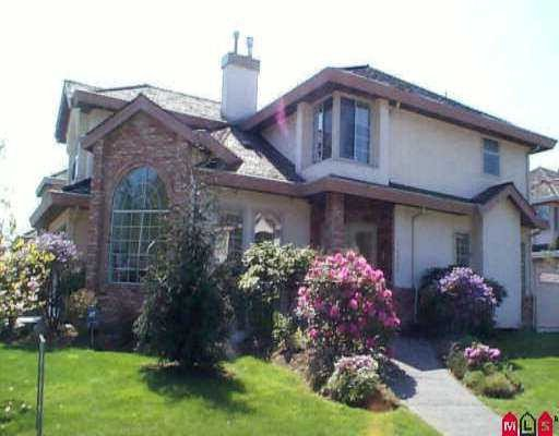 Main Photo: 15882 107A Avenue in Surrey: Fraser Heights House for sale (North Surrey)  : MLS®# F1005286