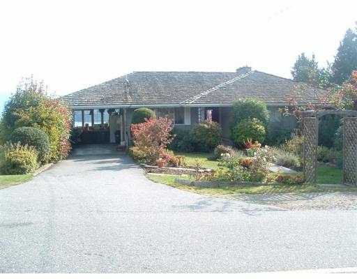 Photo 1: Photos: 616 N FLETCHER RD in Gibsons: Gibsons & Area House for sale (Sunshine Coast)  : MLS®# V562840