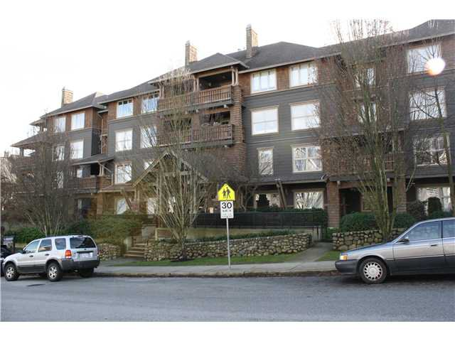 """Main Photo: 108 38 7TH Avenue in New Westminster: GlenBrooke North Condo for sale in """"ROYCROFT"""" : MLS®# V867715"""