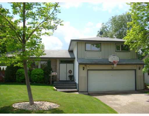 Main Photo: 39 HALIBURTON Bay in WINNIPEG: Westwood / Crestview Residential for sale (West Winnipeg)  : MLS®# 2810742
