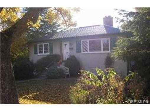 Main Photo: 1451 Lang St in VICTORIA: Vi Mayfair House for sale (Victoria)  : MLS®# 449403