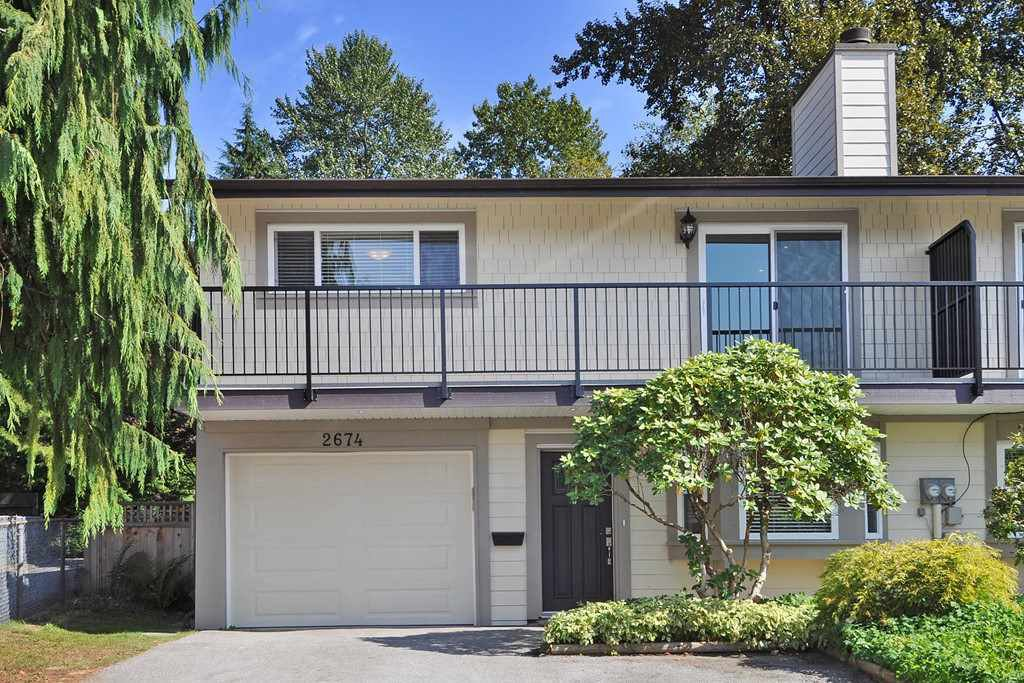 Main Photo: 2674 STELLAR COURT in Coquitlam: Eagle Ridge CQ House 1/2 Duplex for sale : MLS®# R2403912
