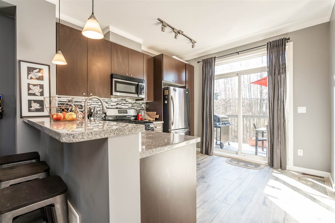 """Photo 5: Photos: 103 18777 68A Avenue in Surrey: Clayton Townhouse for sale in """"Compass"""" (Cloverdale)  : MLS®# R2444113"""