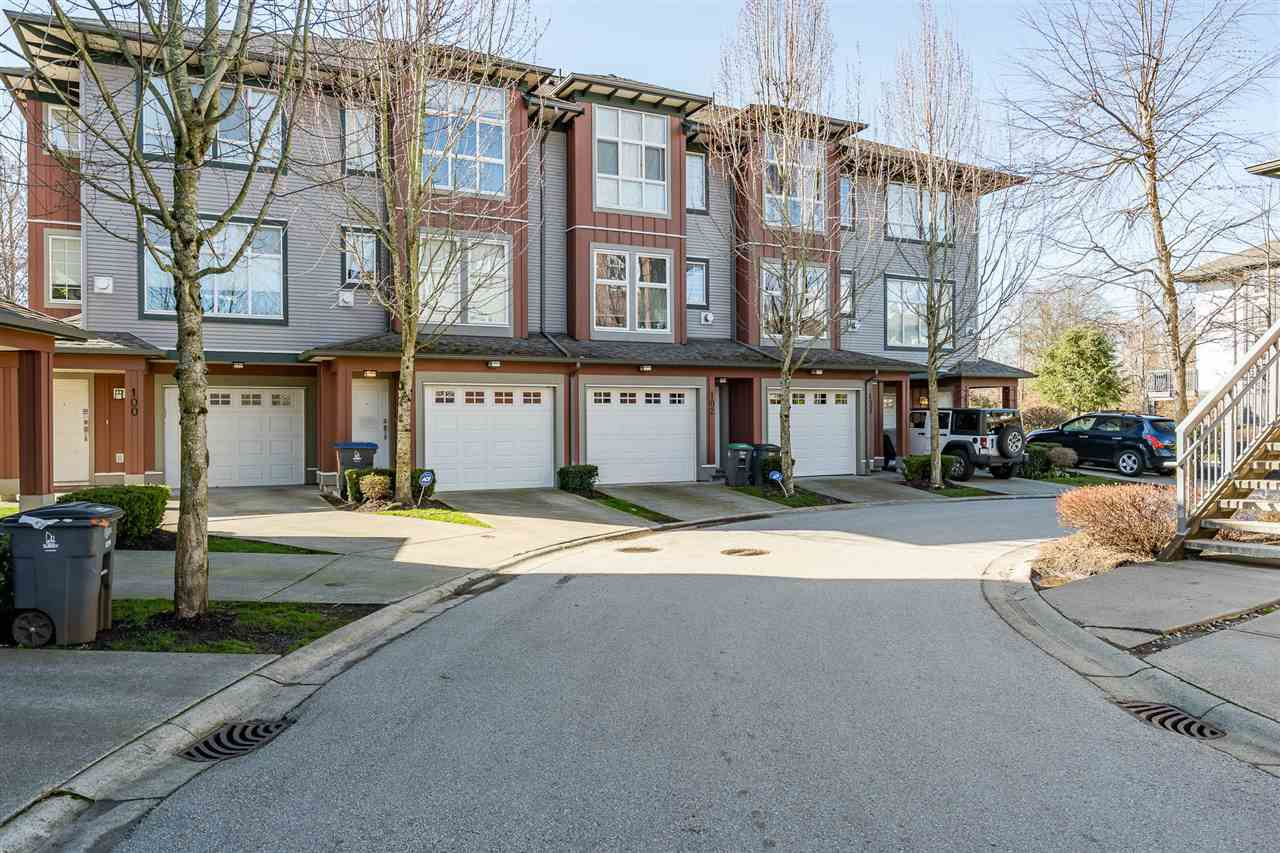 """Photo 3: Photos: 103 18777 68A Avenue in Surrey: Clayton Townhouse for sale in """"Compass"""" (Cloverdale)  : MLS®# R2444113"""