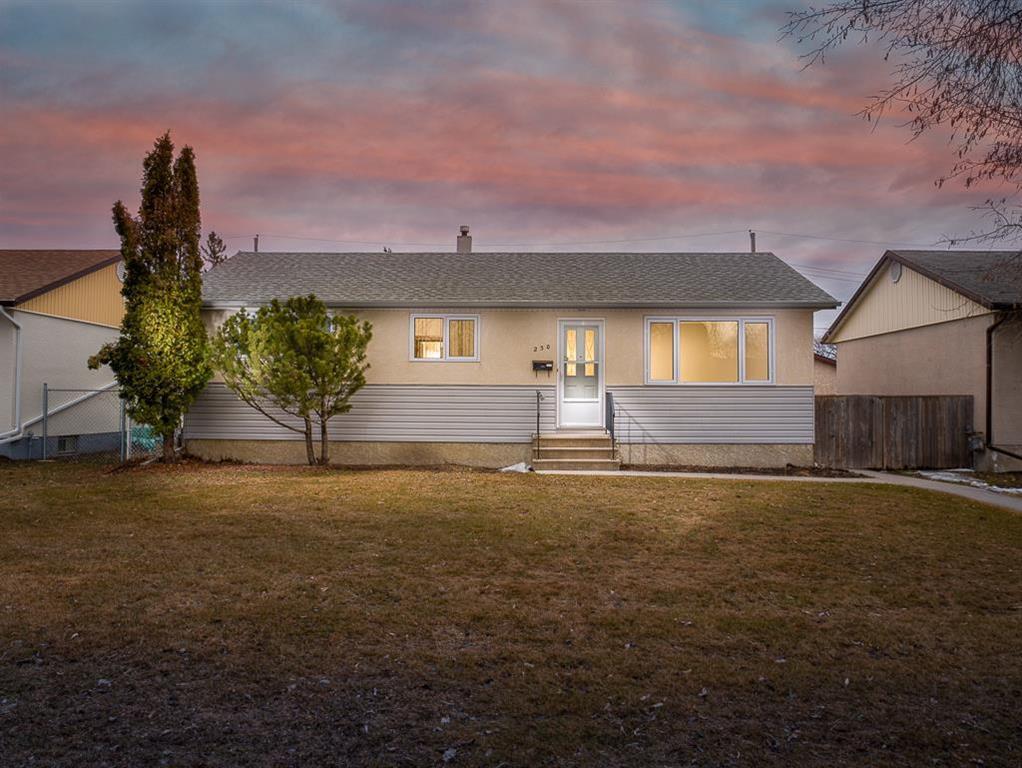 Main Photo: 230 Carson Bay in Winnipeg: Crestview Residential for sale (5H)  : MLS®# 202007601