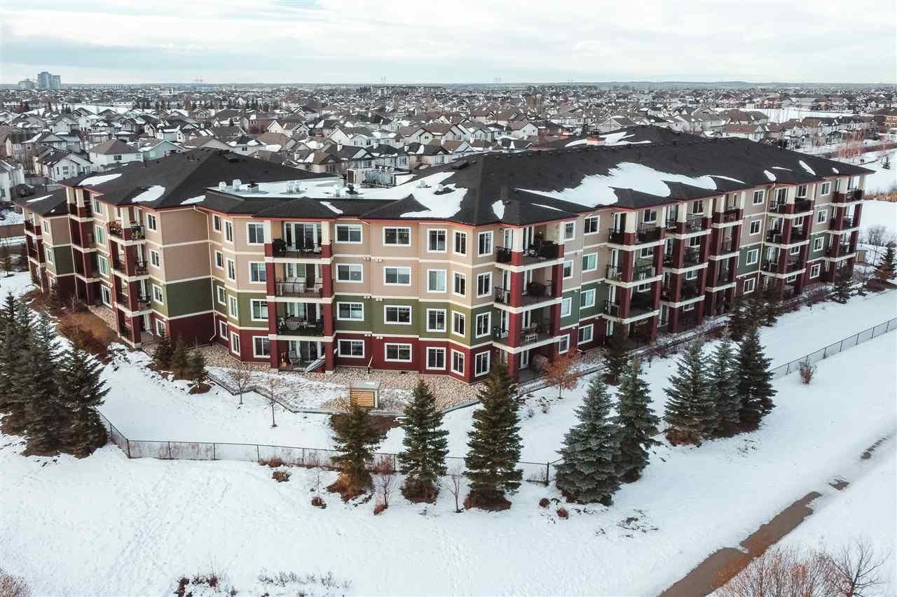 Main Photo: 409 7021 SOUTH TERWILLEGAR Drive in Edmonton: Zone 14 Condo for sale : MLS®# E4224970