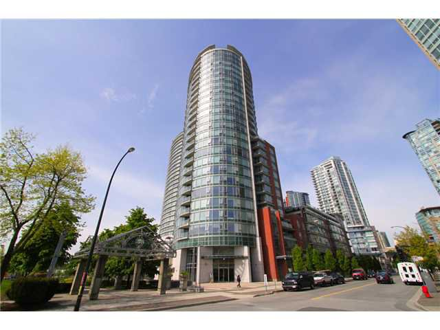 "Main Photo: 508 58 KEEFER Place in Vancouver: Downtown VW Condo for sale in ""FIRENZE TOWER"" (Vancouver West)  : MLS®# V847299"