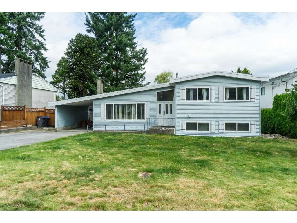 Main Photo: 14361 MELROSE Drive in Surrey: Bolivar Heights House for sale (North Surrey)  : MLS®# R2393836