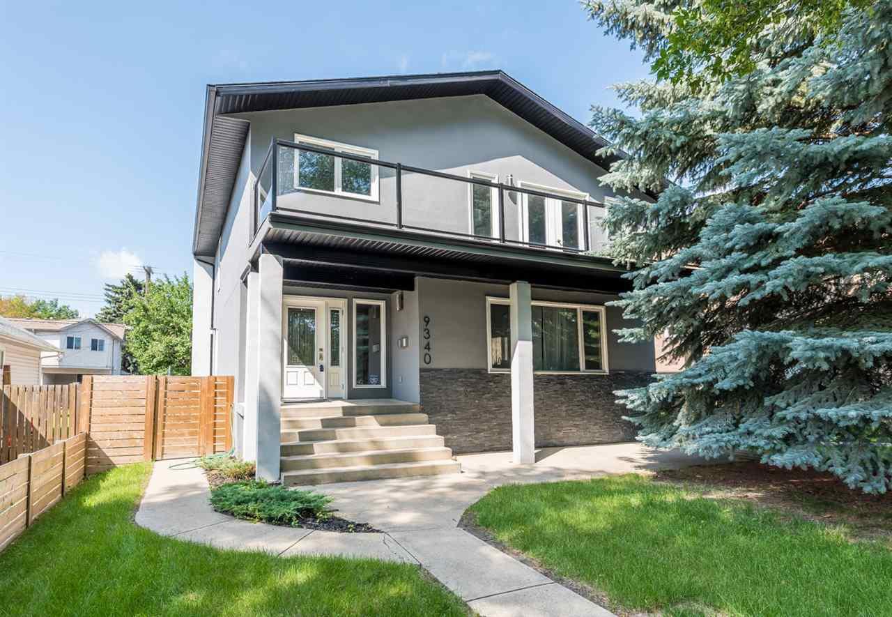 Main Photo: 9340 91 Street in Edmonton: Zone 18 House for sale : MLS®# E4169033