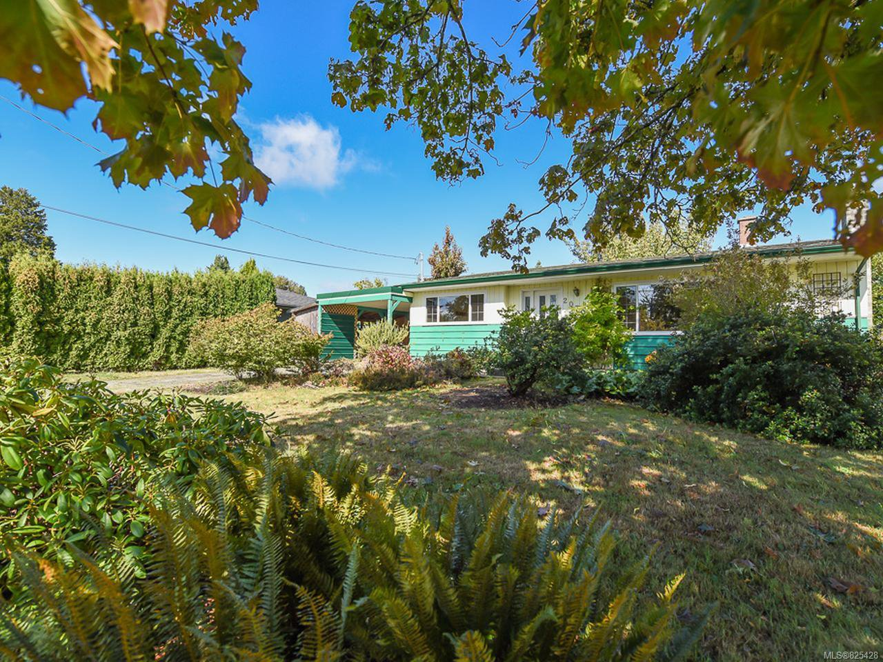 Main Photo: 2070 Cooke Ave in COMOX: CV Comox (Town of) House for sale (Comox Valley)  : MLS®# 825428