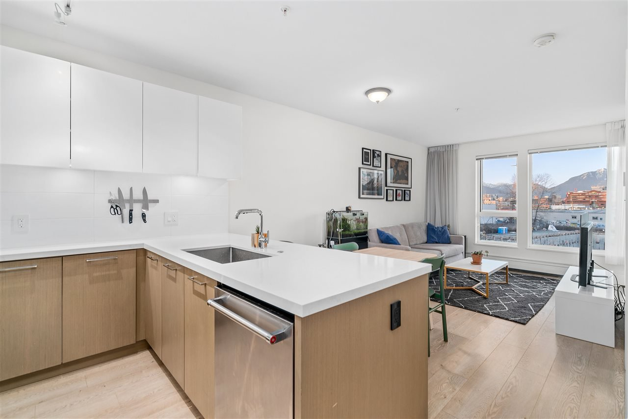 Main Photo: 313 384 E 1ST AVENUE in Vancouver: Strathcona Condo for sale (Vancouver East)  : MLS®# R2448245
