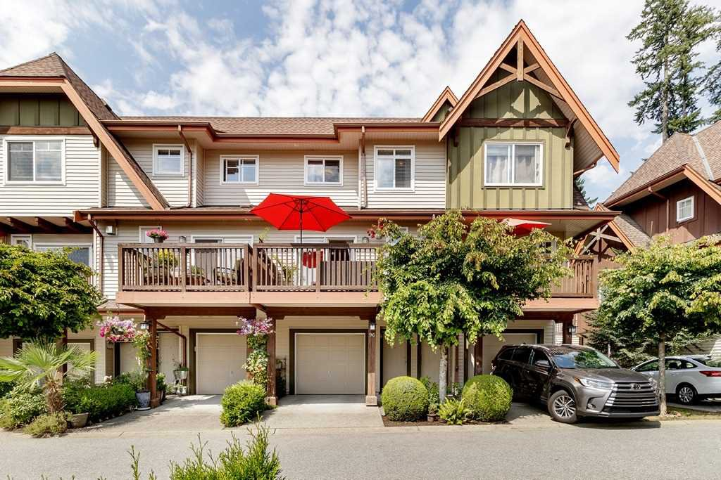 "Main Photo: 96 2000 PANORAMA Drive in Port Moody: Heritage Woods PM Townhouse for sale in ""MOUNTAINS EDGE"" : MLS®# R2482092"