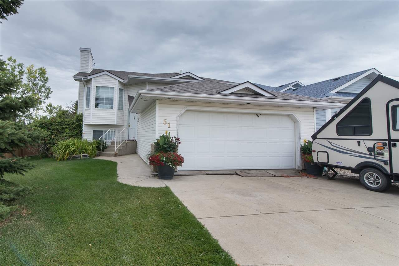 Main Photo: 51 RITCHIE Way: Sherwood Park House for sale : MLS®# E4213399