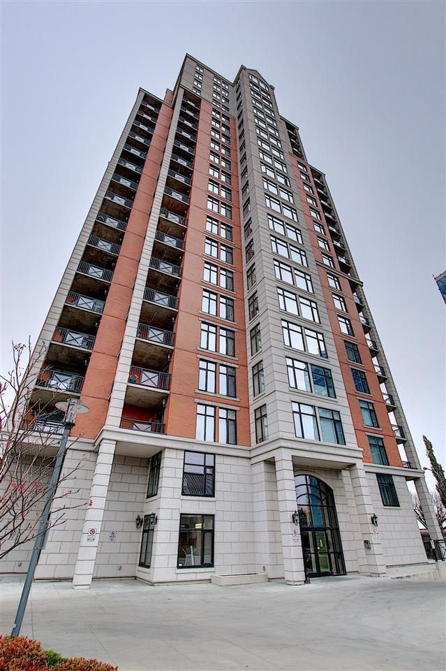 Main Photo: 2101 9020 JASPER Avenue in Edmonton: Zone 13 Condo for sale : MLS®# E4218316