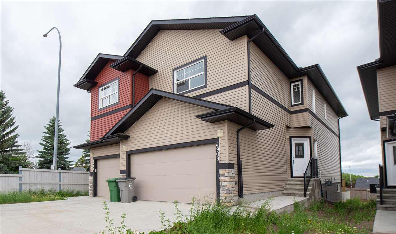Main Photo: 4909 45 Street: Beaumont House Half Duplex for sale : MLS®# E4219690