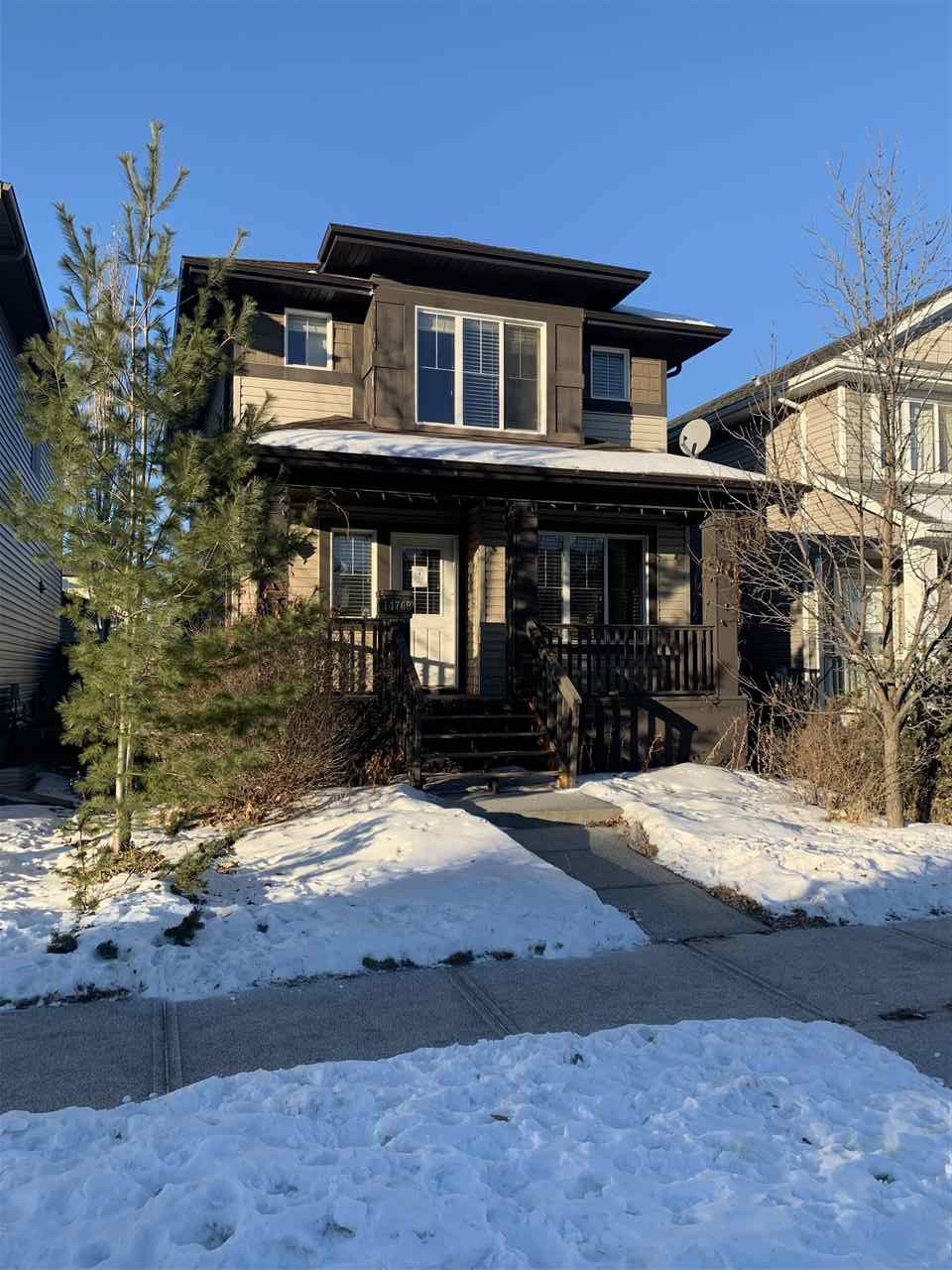 Main Photo: 14768 140 Street in Edmonton: Zone 27 House for sale : MLS®# E4224548
